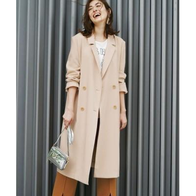 Ranan / ボタンデザインロングジャケット WOMEN ジャケット/アウター > テーラードジャケット