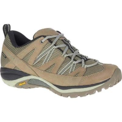 メレル Merrell レディース ハイキング・登山 シューズ・靴 Siren Sport 3 Waterproof Shoe Brindle/Tea