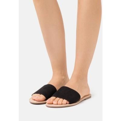 アンナフィールド レディース 靴 シューズ 2 PACK - Mules - black/red