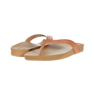 Reef リーフ レディース 女性用 シューズ 靴 サンダル Cushion Court - Natural