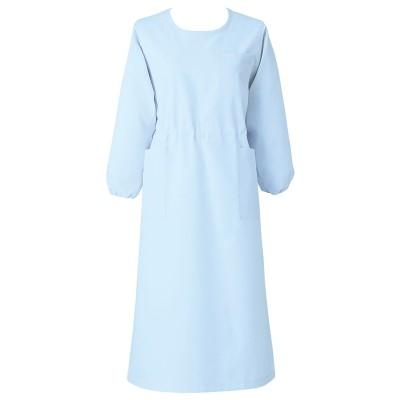 140 KAZEN 予防衣 七分袖(男女兼用) ナースウェア・白衣・介護ウェア