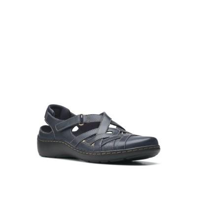 クラークス サンダル シューズ レディース Women's Collection Cora Dream Sandals Navy Leather