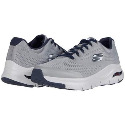 スケッチャーズ Arch Fit メンズ スニーカー 靴 シューズ Gray/Navy