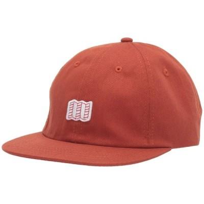 トポ デザイン Topo Designs レディース キャップ 帽子 Mini Map Hat Clay
