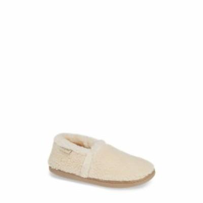 ミネトンカ MINNETONKA レディース スリッパ シューズ・靴 Dina Slipper Cream Berber