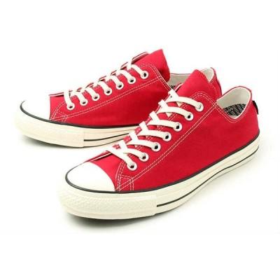 converse(コンバース) ALL STAR 100 GORE-TEX OX(オールスター 100 ゴアテックス オックス) 32169362 レッド SALE