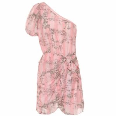 ラブシャックファンシー LoveShackFancy レディース ワンピース ワンピース・ドレス Cotton and silk minidress Chintzrose