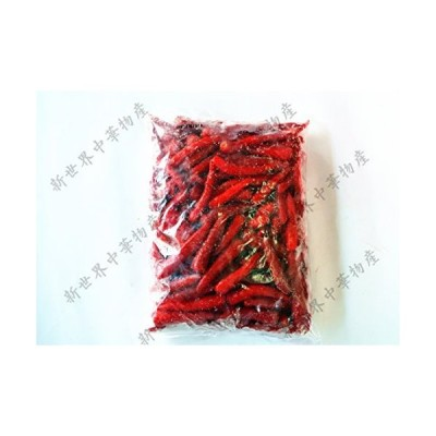 冷凍赤唐辛子 紅辣椒 500g