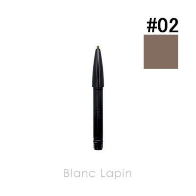 ルナソル LUNASOL スタイリングアイブロウペンシル ラウンド #02 Brown 0.07g [250532]【メール便可】