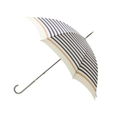 WORLD ONLINE STORE SELECT / ボーダー柄晴雨兼用長傘 WOMEN ファッション雑貨 > 長傘