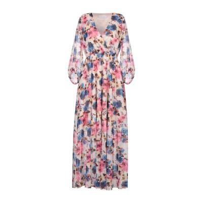 カオス KAOS ロングワンピース&ドレス アイボリー 40 ポリエステル 100% ロングワンピース&ドレス