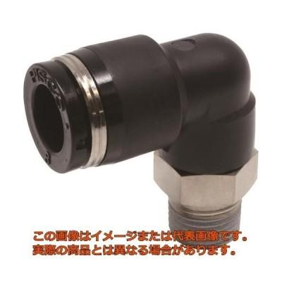 ピスコ チューブフィッティング エルボ 適合外径8mm 接続口径R1/8 PL801
