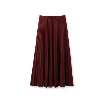 JET(ジェット)【WEB限定カラーあり/洗える】ウエストゴム クロップドプリーツスカート