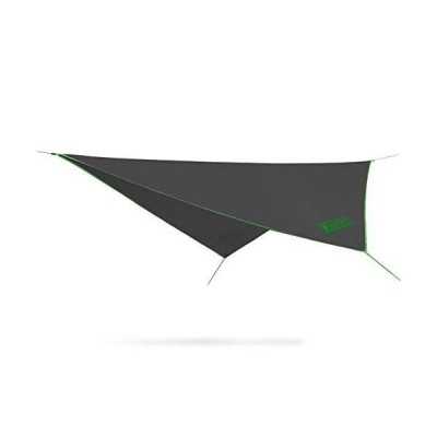 海外限定 Bear Butt Rain Fly Easy Set Up Portable Hammock Tarp Shelter - Made of Quality Lightweight Waterproof Tent Polyester - Perfect