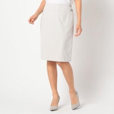 ナラカミーチェ(NARACAMICIE)/《セットアップスーツ対応》エラシックマイヤータイトスカート
