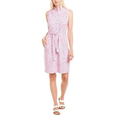 ジェーマクラフリン レディース ワンピース トップス J.McLaughlin Shift Dress pink & green