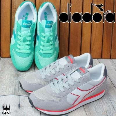 ディアドラ DIADORA ケー-ラン W レディース スニーカー 170824 K-RUN ウィメンズ ローカット 靴