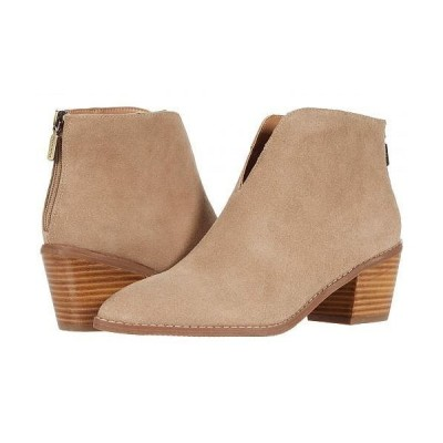 Blondo ブロンド レディース 女性用 シューズ 靴 ブーツ アンクル ショートブーツ Quinn Waterproof - Sand Suede