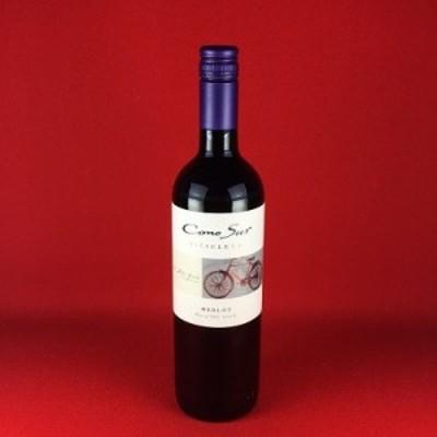 赤ワイン チリワイン コノスル メルロー ビシクレタ ヴァラエタル 750ml