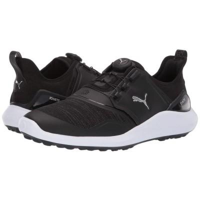 プーマ PUMA Golf メンズ スニーカー シューズ・靴 Ignite NXT Disc Black/Silver/White