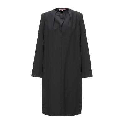 ROSE' A POIS ミニワンピース&ドレス ブラック 42 ポリエステル 88% / ポリウレタン 12% ミニワンピース&ドレス
