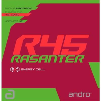 アンドロ ラザンターR45 クロ ULTRAMAX 110021093 [卓球ラバー] スポーツ用品