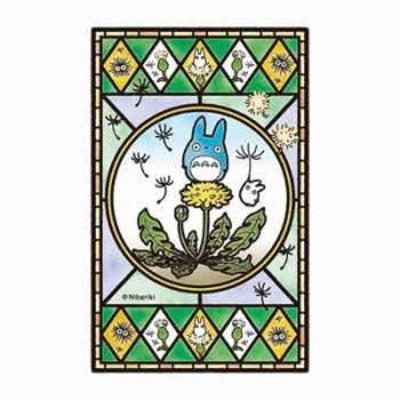 アートクリスタルジグソーパズル 126ピース となりのトトロ たんぽぽ咲く日 126-AC08 【スタジオジブリ ensky エンスカイ】