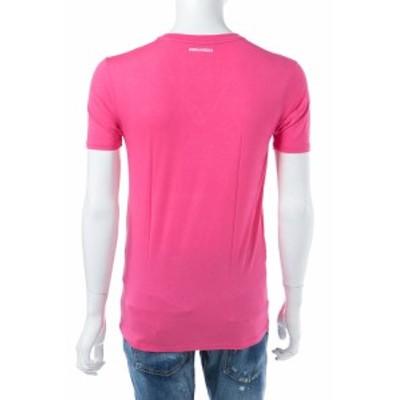 ディースクエアード DSQUARED2 Tシャツアンダーウェア ピンク メンズ (D9M450590)