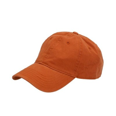 (BACKYARD/バックヤード)OTTO オットー Six Panel Low Profile Style Cap 18772/メンズ オレンジ