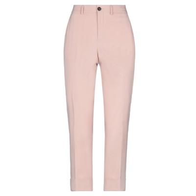 SLOWEAR パンツ ピンク 42 コットン 95% / ポリウレタン 5% パンツ