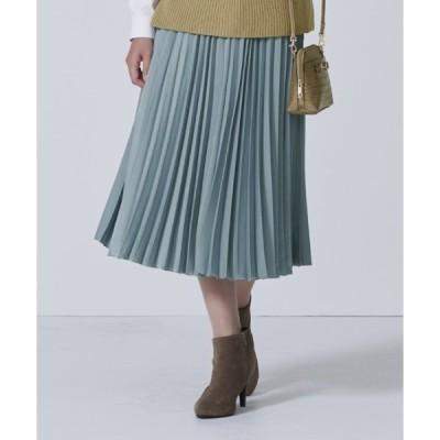 スカート エムエフエディトリアルレディース/m.f.editorial:Women アコーディオンプリーツスカート