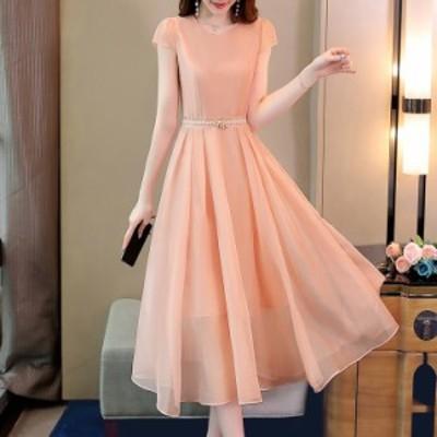ドレス ワンピース ドレス キャバ ドレス 大きいサイズ ドレス 結婚式 ドレス 黒 ドレス 袖あり ドレス 結婚式 ドレス ミモレ丈 ドレス