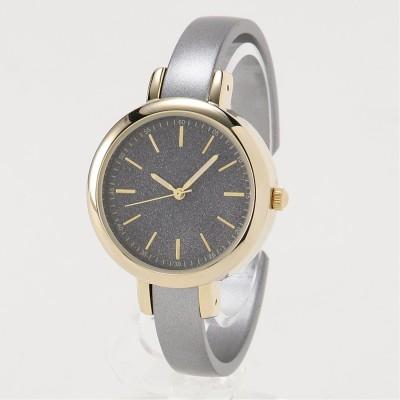 キラキラバングル腕時計