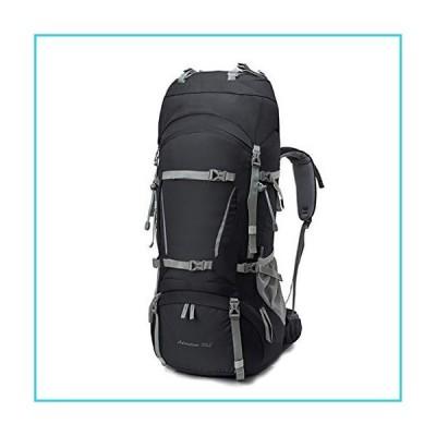 XYW-0006 80L アウトドアハイキングバックパック 人間工学キャンピングハイキングバッグ 男女兼用 レイン
