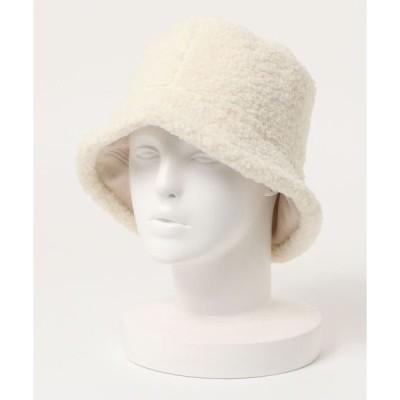 帽子 ハット ユニセックス2WAYリバーシブル帽子