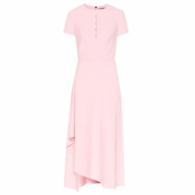ローラン ムレ Roland Mouret レディース ワンピース ワンピース・ドレス Ardmore crepe midi dress Pearl Pink