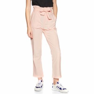 ボルコム Volcom レディース ボトムス・パンツ pap bag pant trousers Light Peach