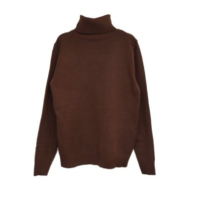 ニット just turtle knit