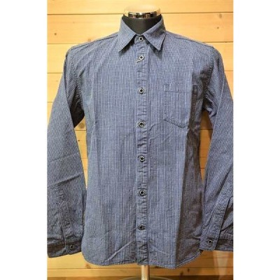 オルゲイユ ORGUEIL OR-5050B ワークシャツ Indio Work Shirt インディゴ