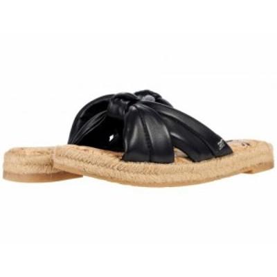 Sam Edelman サムエデルマン レディース 女性用 シューズ 靴 サンダル Abbene Black Butter Nappa Leather【送料無料】