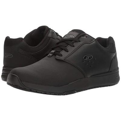 Dr. Scholl's Work Intrepid メンズ スニーカー 靴 シューズ Black