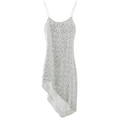 HALPERN/ハルパーン ワンピース ICE Halpern asymmetric sequined dress レディース S20D09 2 ik