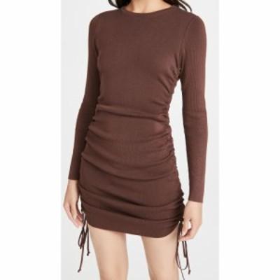 ライオネス Lioness レディース ワンピース ワンピース・ドレス Military Minds Long Sleeve Dress Cocoa