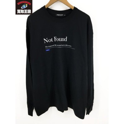UNDERCOVER Not Found L S Tee sizeXL