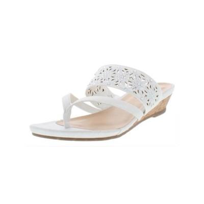 レディース 靴 ミュール women's kenneth cole reaction great chime thong sandal