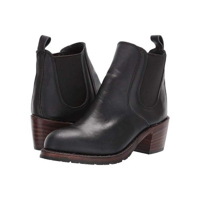 Red Wing Heritage Harriet レディース ブーツ Black Boundary