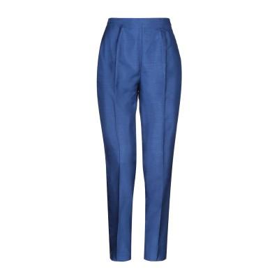 MARELLA パンツ ブルー 44 ポリエステル 100% パンツ