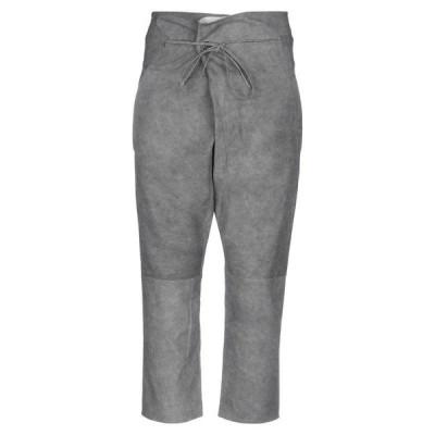 VITTORIO SALVATORE チノパンツ ファッション  メンズファッション  ボトムス、パンツ  チノパン 鉛色