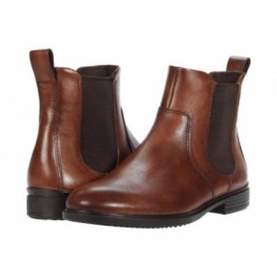 ECCO エコー レディース 女性用 シューズ 靴 ブーツ チェルシーブーツ アンクル Touch 15 Chelsea Boot Cognac【送料無料】
