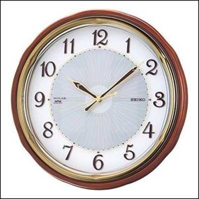 【正規品】SEIKO セイコー クロック SF221B 掛け時計 電波時計
